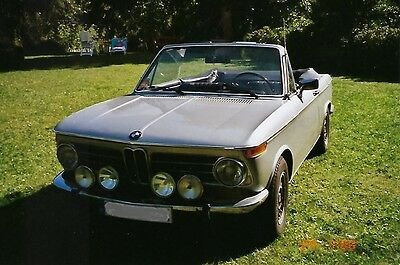 1970 BMW Other  1602 Convertible
