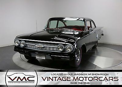 1960 Chevrolet Biscayne  ALE PRICE!!!  Laser straight - Crate 350 - Auto - Gloss paint! - Turn key & go!