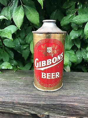 Gibbons Beer Cone Top