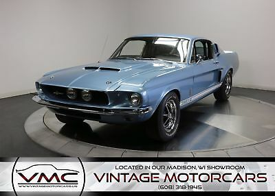 1967 Shelby GT500  1967 Shelby GT500 - Brittany Blue - Original 4 Speed - Amazing Condition