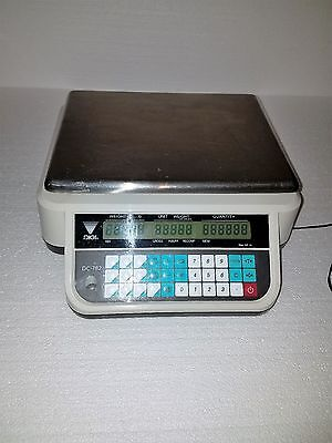 Dc-782 Digi Counting Scale!!