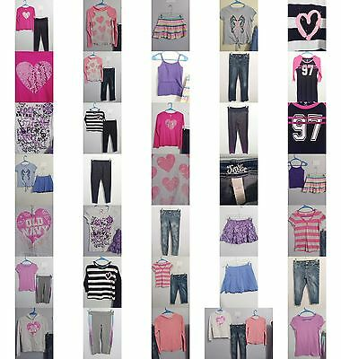 Girls Size 14/16 Clothes, Justice Tops, Jeans, Skirts, Clothing, Outfits Lot