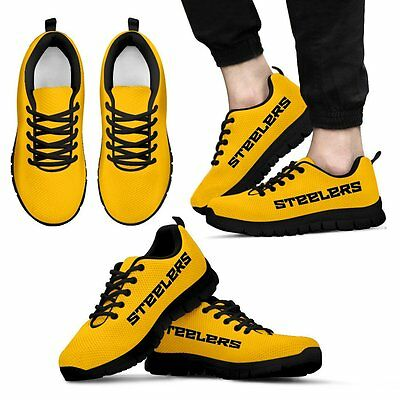 Steelers Running Shoes (Unique running shoe for men, women, and kids)