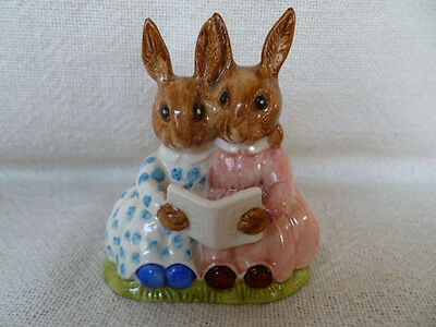 1974 Royal Doulton Bunnykins STORYTIME Figurine DB 9 - Excellent