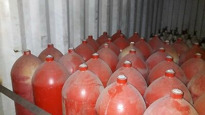 80L Natural Gas/ Methane Steel Cylinders