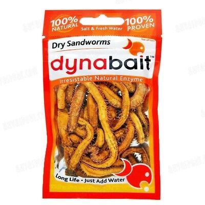 Dry Sand Worms