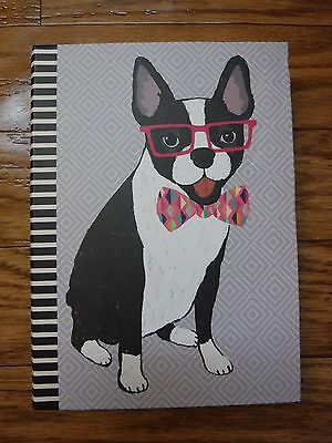 Clementine *Boston Terrier* Notebook Diary *New*