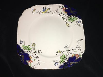 Standard China Art Nouveau Side Plate, Stunning