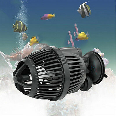3000L/H 360° Vague Pompe à Eau Brassage Aquarium Poisson Fish Tank Circulation