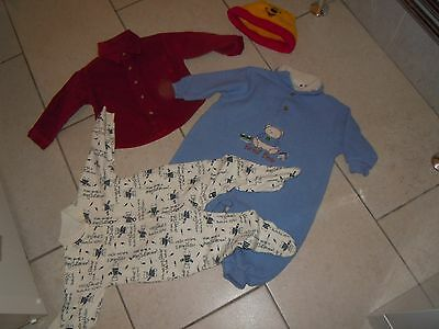 BUNDLE x8 Baby Boys Clothes Size 6-12 Mths
