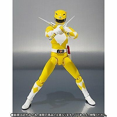New S.H.Figuarts Tiger Ranger soul web store limited JAPAN Free Shipping :215