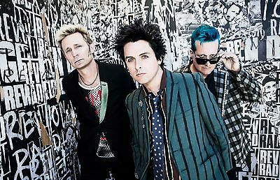 Green Day Poster Photo Print Billie Joe Armstrong Cool Dint American Idiot 001