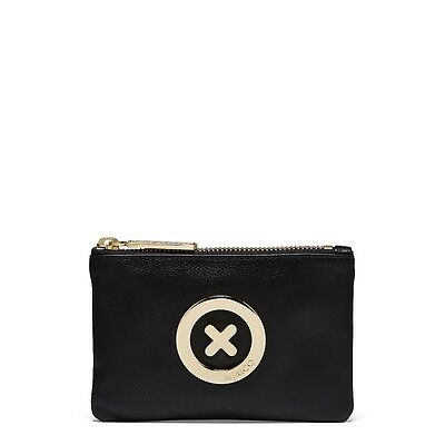 BNWT Mimco Supernatural Black Small Pouch RRP 69 - Express Post