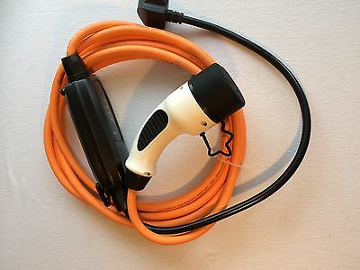 Renault Zoe Charging Cable - new with case - 1 year warranty and VAT included