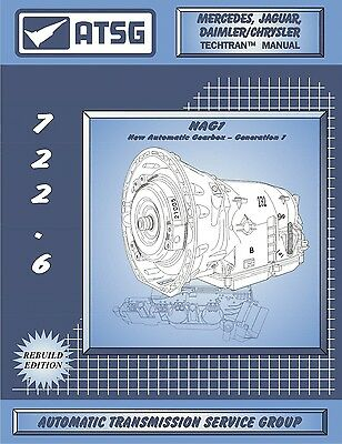 ATSG -AUTOMATIC TRANSMISSION Service Group 2017-Transmissions