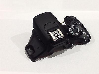 CANON EOS 600D REBEL T3i TOP COVER GENUINE REPLACEMENT REPAIR PART