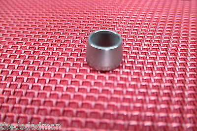 """Parker CPI® 1/4"""" Tube OD FERRULE Compression Collet 316 Stainless Steel 4-TZ-SS"""