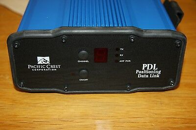 Pacific Crest Corporation PDL Positioning data link Model PDL4135 New in Box