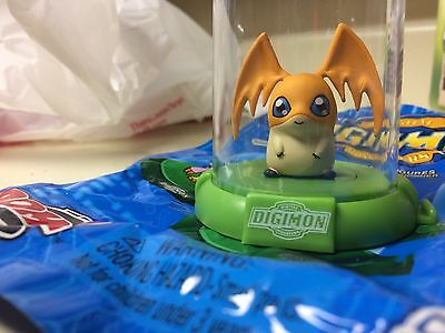 "1x Digimon Domez Patamon 2"" Collectible Mini Action Figure New Limited"