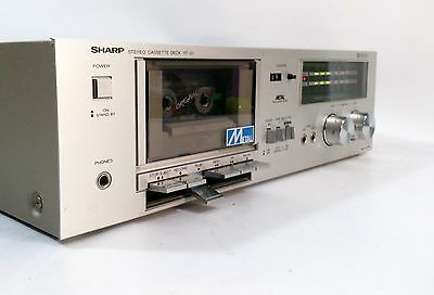 Sharp RT- 21 Cassette Player Recorder Dolby B - GWO - FREE UK DELIVERY
