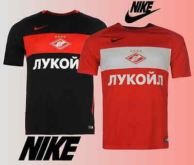 @liquidation@ Football Jersey Nike Fc Spartak Moscow Official - Season 2016 2017