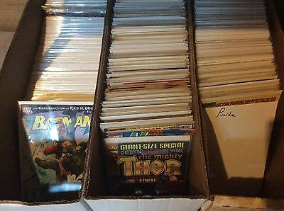 Random Mix of 50 Marvel Comic Books *EXPIDITED SHIPPING*