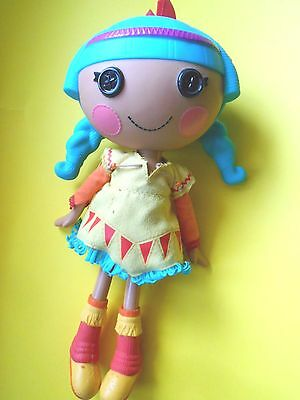 Lalaloopsy Doll - Feather Tell-A-Tale MGA