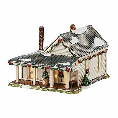 "Department 56 ""JACK DANIEL'S OFFICE"" - New 2016 FREE SHIPPING"