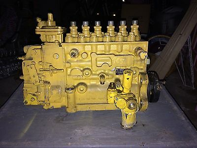 Bosch in-line fuel injection pump Ford / New Holland TX series