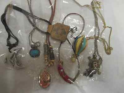 New  6 Pieces. Assorted Necklaces. Free Postage..