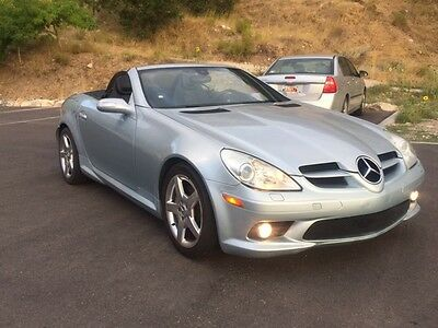 2006 Mercedes-Benz SLK-Class AMG Sport Package 2006 Mercedes SLK 350 Convertible Roadster AMG sport package
