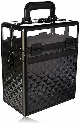 Burmax City Lights Lockable Nail Tech Tool Case