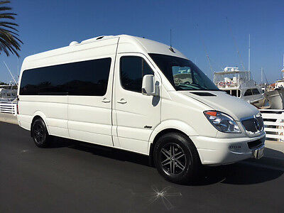 2013 Mercedes-Benz Sprinter Airstream 2013 Mercedes Benz Airstream sprinter Bespoke   2500 170 WB 3dr Passenger Van