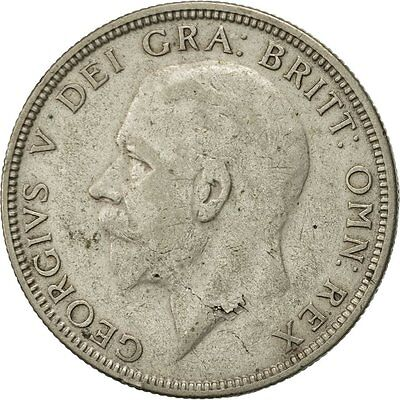 [#419154] Great Britain, George V, Florin, Two Shillings, 1928, EF(40-45)
