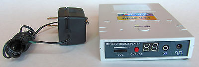 DP-400 Music On Hold Player for Phone System - 12 tracks