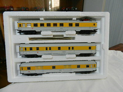 "MARKLIN  "" 3 x Maintenance Car Set."" P/N 42996. One time Issue. Museum"
