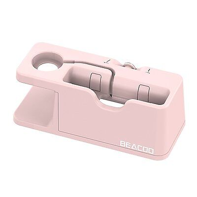 Pink Apple Watch Stand Charge Station For iPhone iWatch Dock Holder 38/ 42mm NEW