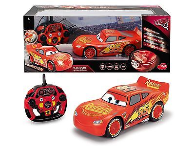 Dickie Toys 203086005 1:16 Cars 3 RC Ultimate McQueen 2,4GHz Drift NEU OVP