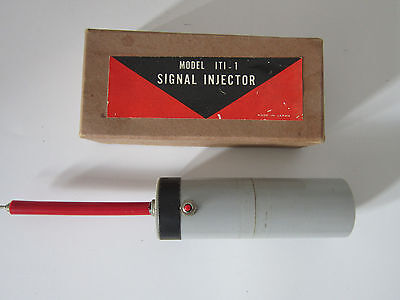 signal injector vintage itc-1