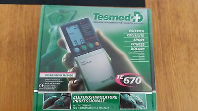 Tesmed Digital Muscle Stimulator-With 76 Medically Approved Treatments For Muscl