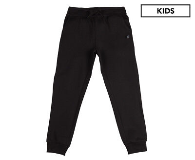 Russell Athletic Girls' Core Cuff Pants - Black