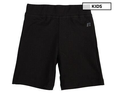 Russell Athletic Girls' Core Fit Short - Black