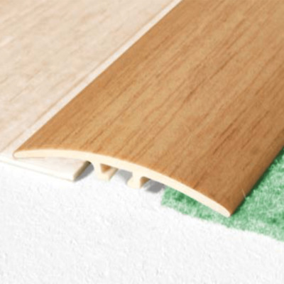 26 Colours Wood Effect Door Edging Floor Trim Threshold 40mm Laminate