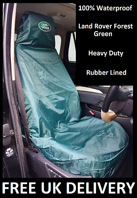 LAND ROVER DISCOVERY 2 TD5 FULL SET SEAT COVERS INC EMBROIDERY 148 149 BEM