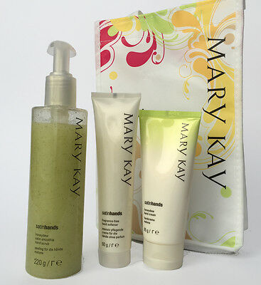 MARY KAY SatinHands Set 3 Teilig  Melone