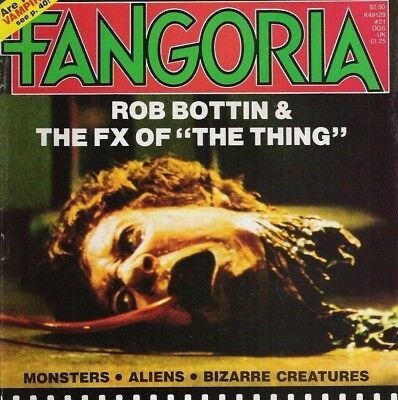 FANGORIA Magazine 346 Issues Also Includes 47 Specials & Extras on 6 DVD Discs