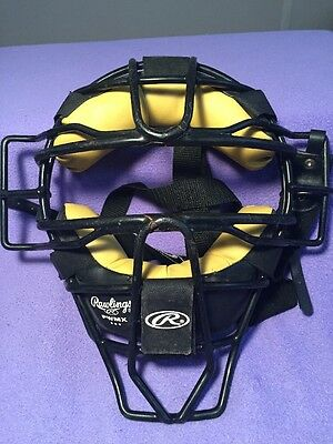 Rawlings Adult PWMX Catchers Or Umpires Face Protector Mask