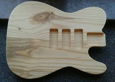 Guitar Body. Uk Hand Made.