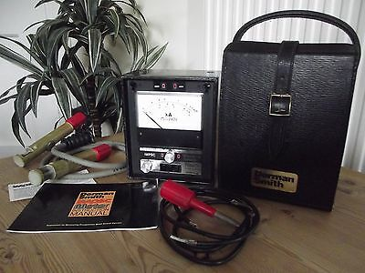 Dorman Smith Impsc Meter With Case And Instructions