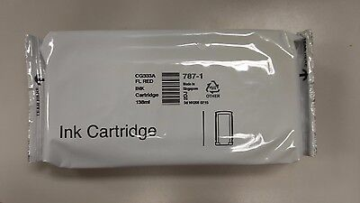 Genuine Pitney Bowes Red Ink Cartridge, 787-1, 138 ml Never Opened